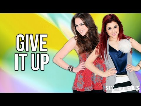Victorious - Give It Up (Lyric Video) HD