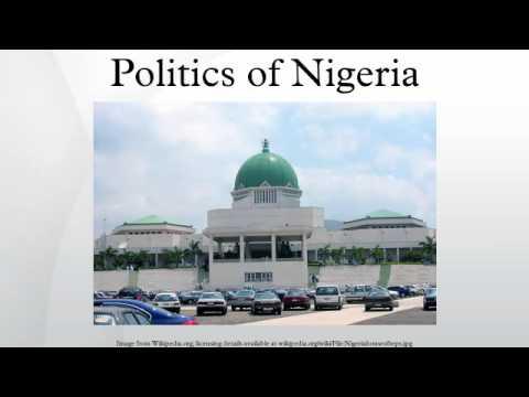 Politics of Nigeria