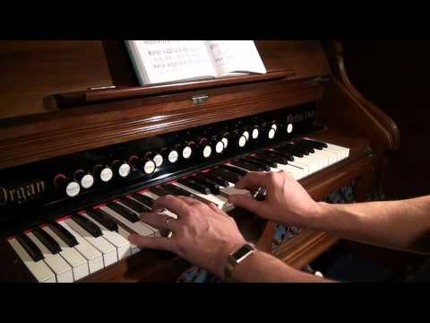 Be Thou Humble (Hymn) - Grietje Terburg Rowley - Berlin Reed Organ