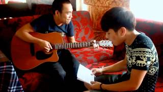 Chỉ còn riêng anh- Acoustic cover ft Tùng Bineys