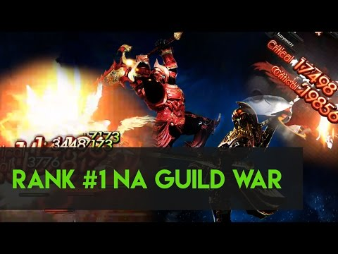 Heroes of Incredible Tales ( HIT ): Guild War NA 23.10.16