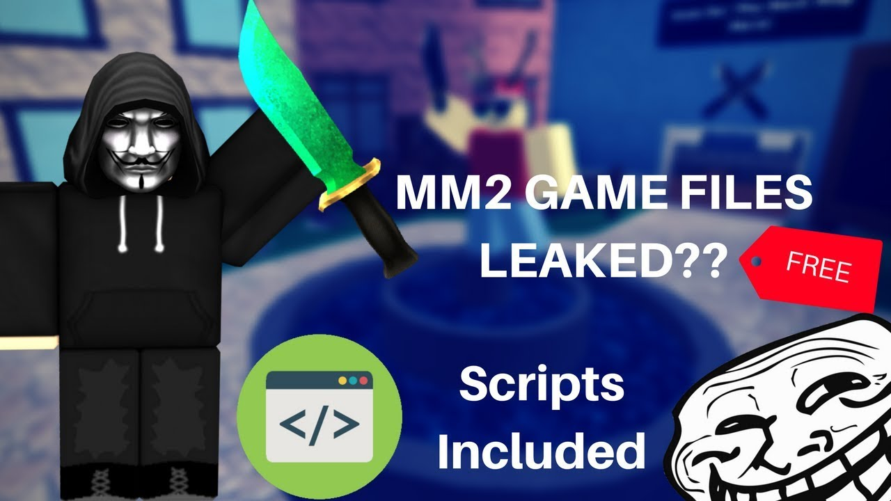 Roblox Mm2 Sandbox Uncopylocked - Mm2 Game Leaked Full Script Included