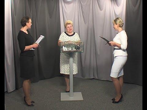 Телеканал ATV: Чорне та Біле з Ольгою Волошиною.
