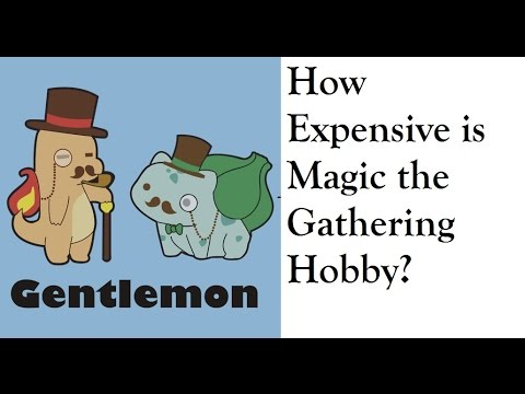 How Expensive is Magic the Gathering Hobby?