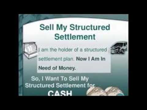 sell structured settlements  - sale settlement structured