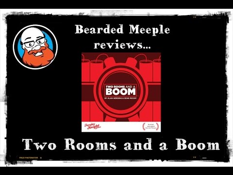 Two Rooms and a Boom : Game Review - YouTube