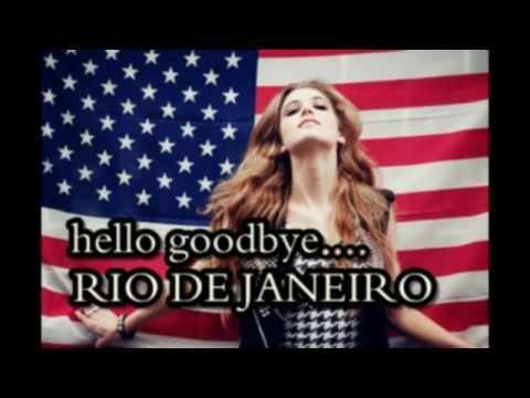 Hello Goodbye Rio de Janeiro