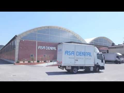The new Asa Dental Logistics Center
