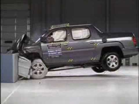 Image Result For Honda Ridgeline Crash Test Rating