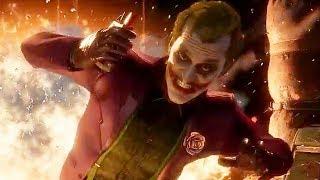 MORTAL KOMBAT 11 Joker NEW Victory Pose Dark Knight Easter Egg Reference MK11
