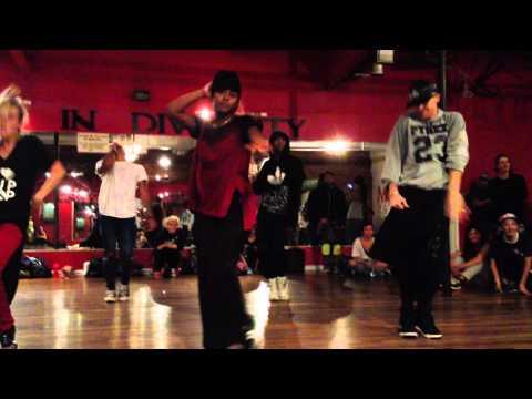Nick Jonas / tinashe #jealous remix choreography