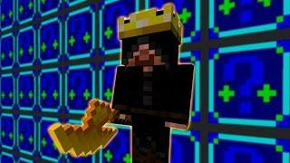 Minecraft: LUCKY BLOCKS NIGHT | REY LADRÓN!! | Desafío de la Suerte Especial - #93