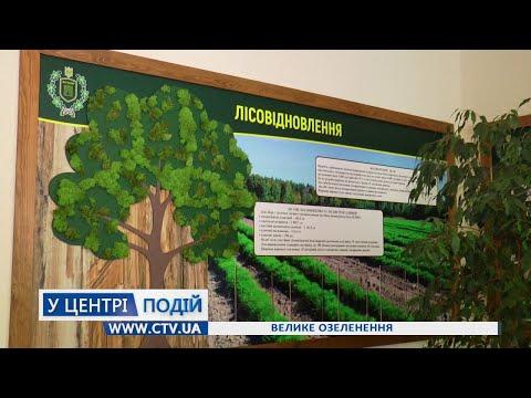 Телеканал C-TV: Велике озеленення