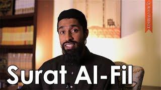 Surat Al-Fil (The Elephant) - Wisam Sharieff - Quran Weekly
