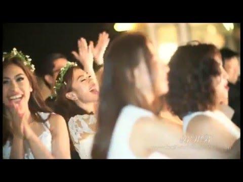 Bali Wedding Video   Reception Party   St Regis Bali   Wedding Games   Bali Wedding Butler