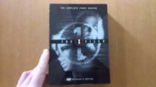 x- file series 1 the complete first season