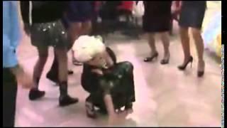 пьяные на свадьбе