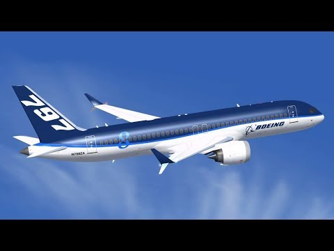 Is the BOEING 797 the PERFECT Aircraft?