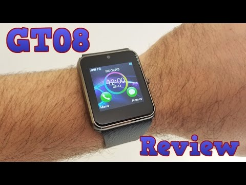 GT08 Smartwatch – Phone REVIEW – Is a $16 watch worth it?
