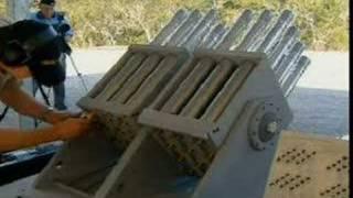 Metal Storm Mortar