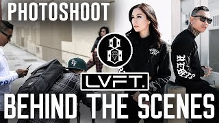LVFT x REBEL 8 Behind the Scenes
