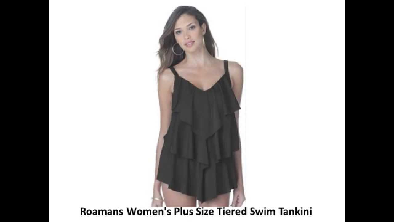 Plus Size Swimsuits Youtube