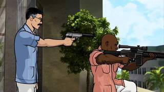 Archer - Diversity Hire ''Top Secret''