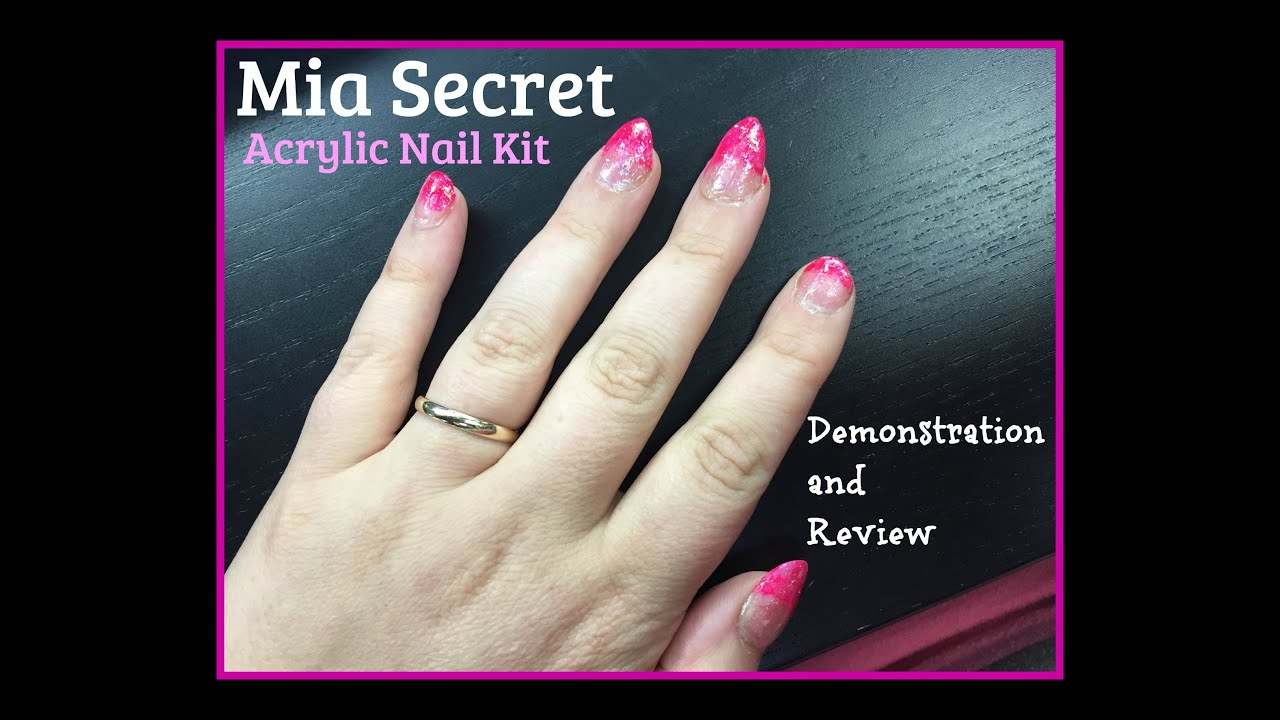 Acrylic Nails Review | Best Nail Designs 2018