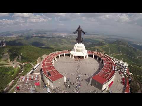 Cristo Rey religioso y muy pacífico. Guanajuato