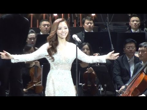 Jane Zhang - The Diva Dance(from the Fifth Element)(張靚穎成都音樂會)(DV by 小小)