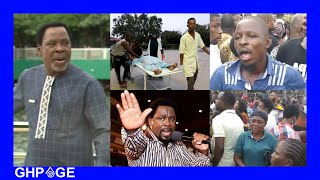 T B Joshua Cause Of Death & What We've Gathered So Far;Last Video & Live Report At His Premises