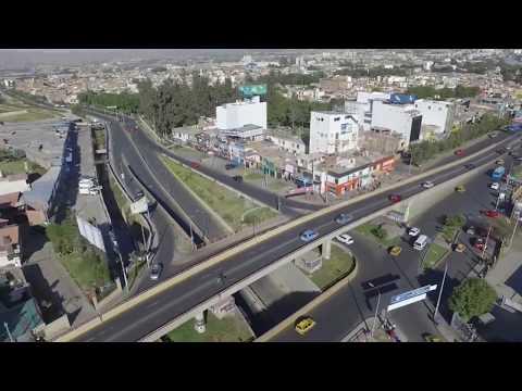Ciudad de Arequipa - Moderna y Futurista - City of Arequipa