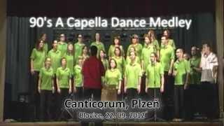 90's A Capella Dance Medley - Local Vocal - Canticorum