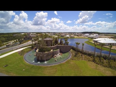 The Ridge New Community in Wesley Chapel Florida|Drone Flight