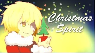【Vocaloid Oliver】 Christmas Spirit 【Original Vocaloid Song】