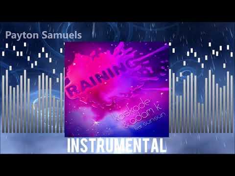 Kaskade & Adam K ft SunSun  Raining Instrumental