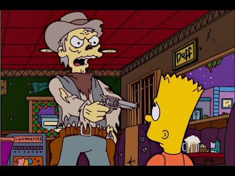 The Simpsons - Zombies Attack Springfield Town
