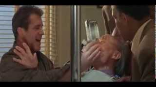 Lethal Weapon 4 Uncle Benny laughing gas scene