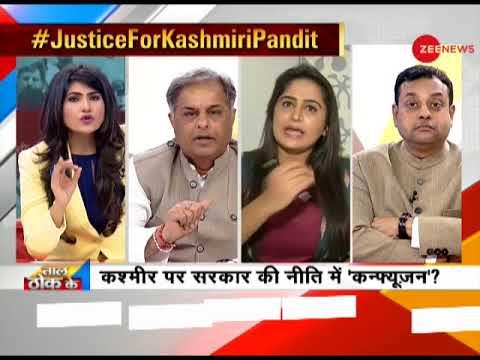 Taal Thok ke: Who forced 'Kashmiri Pandits' to leave Kashmir?