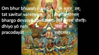 Download Gayatri Mantra (Savitr) 108 Repetitions