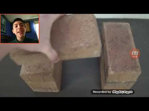 Download The Damage He Did. How To Break A Brick with your Hand