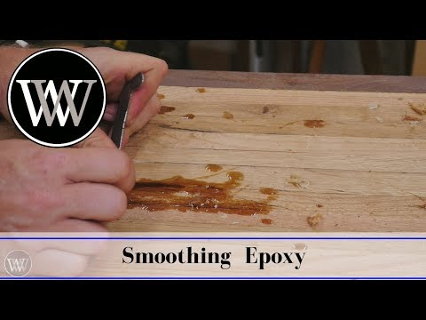 Quick Tip Epoxy Clean Up