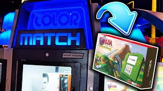 Game | Can We Win A Nintendo DS From An Arcade Redemption Game?? ArcadeJackpotPro | Can We Win A Nintendo DS From An Arcade Redemption Game?? ArcadeJackpotPro
