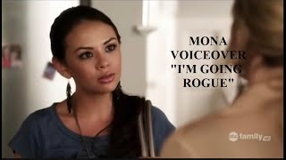 "Pretty Little Liars 1x10 Voiceover | Mona ""I'm going rogue"""