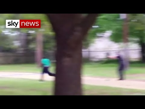 Walter Scott Killing: Cop's Dashcam Released