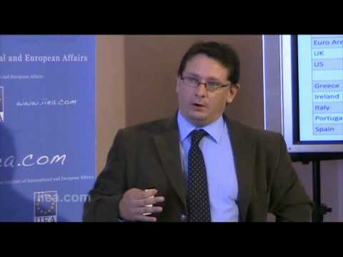 Professor Karl Whelan on the ECB and the European Sovereign Debt Crisis