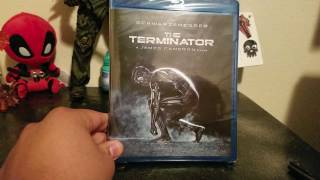 The Terminator(1984) Bluray Unboxing