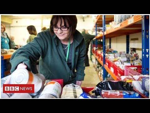 Food banks give record level of supplies