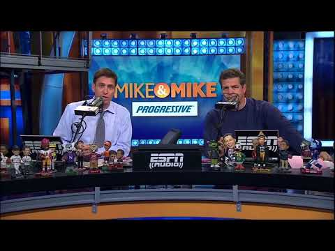 Mike and Mike 8/21/2017 - Hour 1: Herm Edwards, NFL Analyst