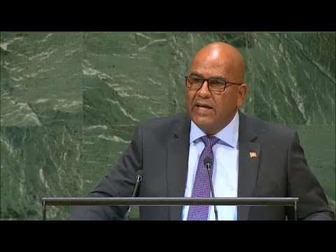 🇬🇩 Grenada - Minister for Foreign Affairs Addresses General Debate, 73rd Session